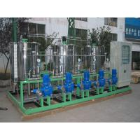 Wholesale Chemical Dosing System With Three Storage Tanks Five Pumps For Boiler Water Treatment from china suppliers