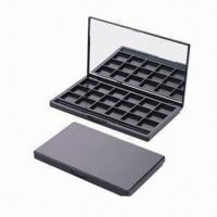 Wholesale Cosmetic Packaging Boxes/Cases/Containers, Eye Shadow Case, Eye Shadow Compact from china suppliers