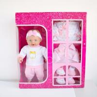 Wholesale Soft Silicone Reborn Baby Doll Girl Toys Lifelike Babies Full Fashion Dolls Reborn from china suppliers
