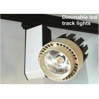 Quality High - Power energy saving LED Track Lights 2800-3200K , 50000 Hours for sale