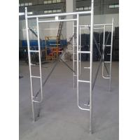 Wholesale Mason Frame Safety Portable Scaffolding Systems Easy Assembly With Slide Lock from china suppliers