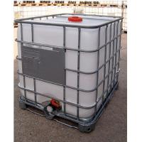 Wholesale Refurbished washed IBC containers for industrial use from china suppliers