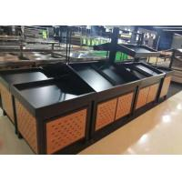 Wholesale Organic Natural Fruit And Veg Rack , Fruit And Veg Display Stands from china suppliers