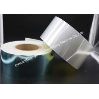 Wholesale High Barrier Transparent BOPP Food Packaging Film 2 % - 10 % Shrinkage Rate from china suppliers