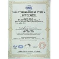 Xiamen Hugestone Limited Company Certifications