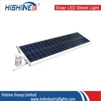 Wholesale 1100LM Integrated Solar LED Street Lights Outdoor Saving Energy from china suppliers