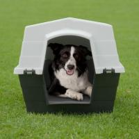 Wholesale customized rotational moulding plastic dog house from china suppliers