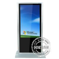Wholesale 55 Inch 178°/ 176°Interactive Touch Screen Kiosk , 4GB Kingston RAM from china suppliers