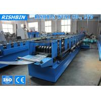 Wholesale Drived by Gear Box C Section C Channel Roll Forming Machine for Exhibition Hall from china suppliers
