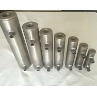 Wholesale Construciton Rebar Joint Coupler Concrete Grouting Rebar Coupler 12mm - 40mm from china suppliers
