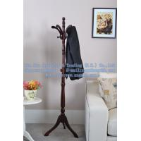 Wholesale Wood hangers, wooden clothes tree, clothes tree sitting room, bedroom hangers from china suppliers