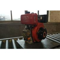 Wholesale Electric Starter 6.3kw 1800rpm Power Tiller Engine Single Cylinder KA186FSE from china suppliers