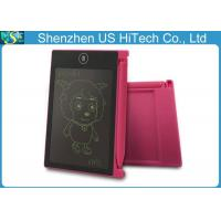 Wholesale Sinopoo 4.4 Inches Kids Lcd Writing Tablet Electronic Teaching Message Board from china suppliers