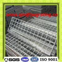 Wholesale electro galvanized steel gratings/cold galvanised steel gratings from china suppliers