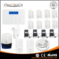 Intercom Wireless Gsm Home Alarm System Support Different