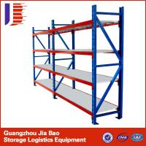 Wholesale Steel Heavy Duty Storage Racks , Metal Warehouse Heavy Duty Pallet Shelf from china suppliers