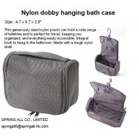 Wholesale Hanging bath case, bathroom bag, hanging travel cosmetic bag from china suppliers