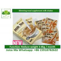Quality Herbal Supplement Meal Replacement Tea Powder , Fat Burning Shakes Weight Loss for sale