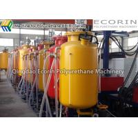 Wholesale Automatic Large Flow Polyurethane Pouring Machine 22 - 98 KW ISO Certification from china suppliers