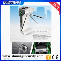 Quality rfid card reader tripod turnstile for Italy for sale