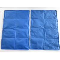 Wholesale summer cooling mat/cool gel pad factory from Shanghai,China from china suppliers