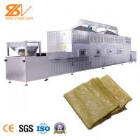 Wholesale Tunnel Type Industrial Microwave Dryer Bean Products Cocoa Drying Machine from china suppliers