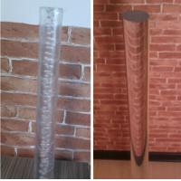 Wholesale Acrylic Rod Acrylic Bar Acrylic Bubble Rod Clear Acrylic Rod from china suppliers