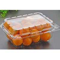 China Hot Selling Plastic PET Sandwich Containers Cake Bread Container Plastic Takeaway Food Box with conjoined cover bagease on sale