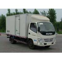 Wholesale FOTON AOLING 2ton van truck from china suppliers