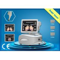 Wholesale High intensity focused ultrasound HIFU beauty machine face / body slimming from china suppliers
