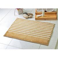 Wholesale Brown bar / dinning room Square Customized Size decorative kitchen floor mats from china suppliers