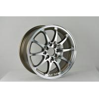 Wholesale 15x6.5 16x7 14x6.0 Car Wheel, Gold 16 Inch Alloy Wheels With Machine Cut Face from china suppliers