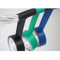 China RoHS Black / Blue Heat Resistant Tape Wire Tape 10 Yards Length on sale