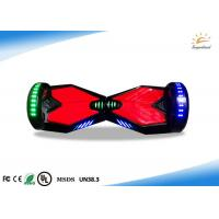 Wholesale Strip LED Light Hoverboard Smart  2 Wheel Self Balance Scooter from china suppliers