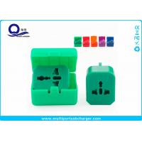 Wholesale All In One Multi Port Universal Power Adapter , Universal Travel Plug Adapter from china suppliers