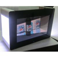 Wholesale Brightness Transparent LCD showcase HDMI interface For Advertising from china suppliers