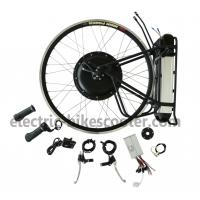 Wholesale Rear Wheel Electric Bike Kit 36V 500W Brushless Hub Motor 25km - 38km / h from china suppliers