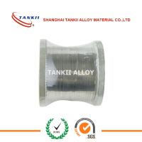 Buy cheap Electrical High Resistance NiCr8020 / Ni80Cr20 Round Heating Wire for Water Heaters Elements from wholesalers