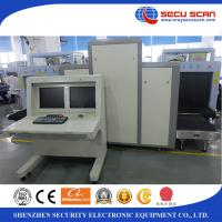 Wholesale Large Tunnel Size Security X Ray Baggage Inspection System For Customs , Airport , Seaport from china suppliers