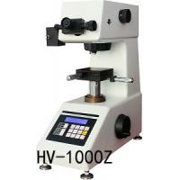 Wholesale FEMA Micro Hardness Tester Vickers , Micro Hardness Testing Machine HV-1000Z from china suppliers