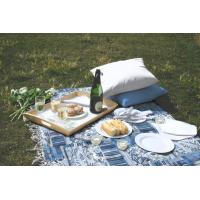 Wholesale Home Indoor / Outside Polyester Table Cloths Environmental Protection from china suppliers