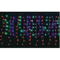Wholesale Hot sale 240V christmas lights waterproof solar icicle lights for outdoor from china suppliers