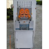 Wholesale 250 W High Electric Citrus Juicer , Supermarket Lemon Extractor Machine With Cabinet from china suppliers