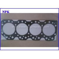 Wholesale Marine Yanmar 4CH Cylinder Engine Head Gasket Replacement 127410 - 01352 from china suppliers