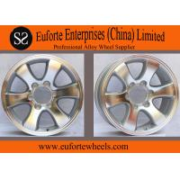 """Wholesale 16"""" Silver  4x4 Off Road Toyota Replica Wheels 4 Runner Aluminum Alloy  for SUV from china suppliers"""