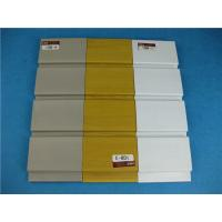 Wholesale Supermarket Plastic Slatwall Panels Hot Stamping Environmental from china suppliers