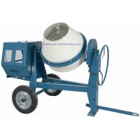 Wholesale Diesel Electric Motor/Gasoline Portable Mini Concrete Mixer with 260L Charging Capacity from china suppliers