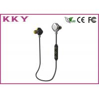 Wholesale Lightweight In Ear Bluetooth Earphones , Wireless Headphones Around The Neck from china suppliers
