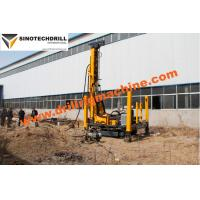 Wholesale 300m Depth Rotary Water Well Drilling Rig For Mountain Area Hole Core Drilling from china suppliers