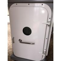 Wholesale Quick Action Single Handle Marine Access Doors A60 Fire Proof Weathertight Ship Door from china suppliers